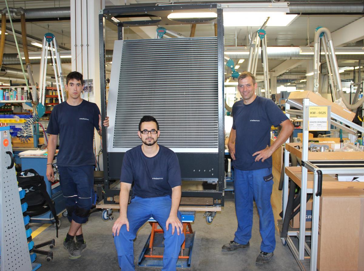 Mechatroniker für Kältetechnik – der coole Azubi von heute