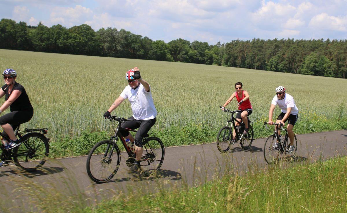gds-Extremtour – von Sassenberg bis Berlin