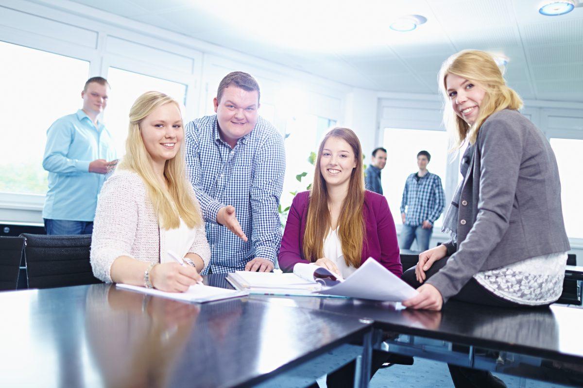 Die Jugend- und Auszubildendenvertretung bei technotrans