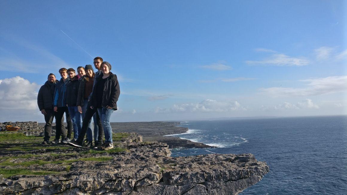 Leben auf der grünen Insel – mein Auslandspraktikum in Irland