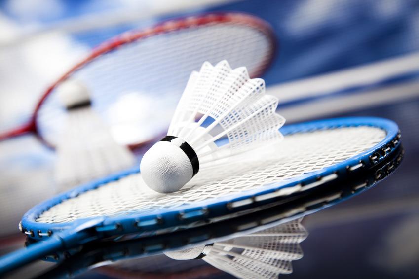 Firmen Badminton-Turnier