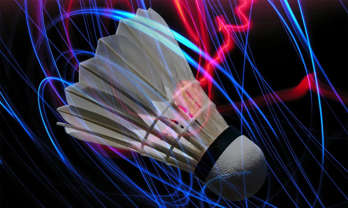 Badminton für einen guten Zweck