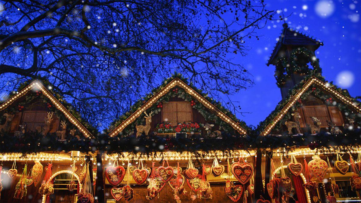 Mein liebster Weihnachtsmarkt